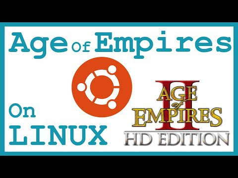 Age Of Empires HD Steam Edition On Linux