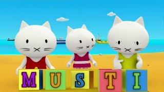 Мусти и его друзья - Топ мультиков 2018 - мультики для детей