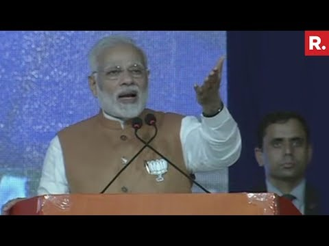 PM Narendra Modi In Surat  Full Speech  Gujarat Elections 2017