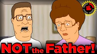 Film Theory: Hank is NOT the Father! (King of the Hill)