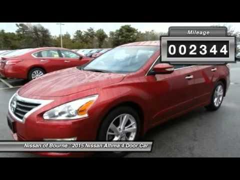 Nissan Of Bourne >> 2015 Nissan Altima Bourne Ma Np3466 Youtube