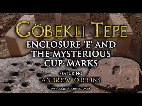 Göbekli Tepe: Enclosure 'E' and the Mysterious Cup-Marks