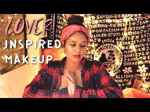 TAYLOR SWIFT - LOVER INSPIRED MAKEUP (hot girl summer makeover!) thumbnail