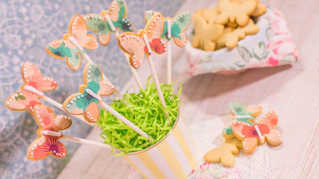 Galletas Con Papel De Azúcar Receta María Lunarillos Tienda Blog