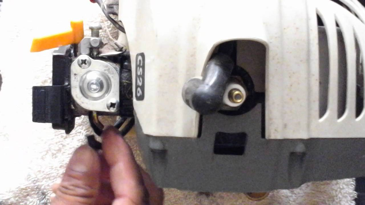 Ryobi How To Replace Fuel System Tune Up Kit Youtube Chainsaw Filter Repair