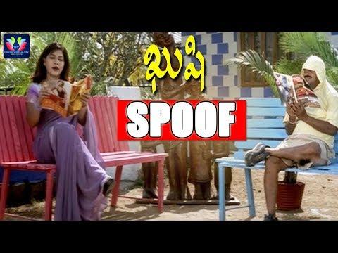 Khushi Spoof by Kovai Sarala | Praanam Movie | TFC Comedy