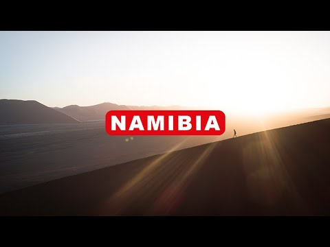 Namibia - Most beautiful Roadtrip - Top Destinations in 2min - Incredible landscapes & wildlife. HD