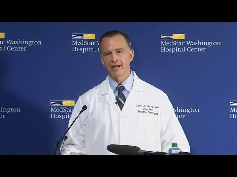 Doctors give update on Scalise's condition