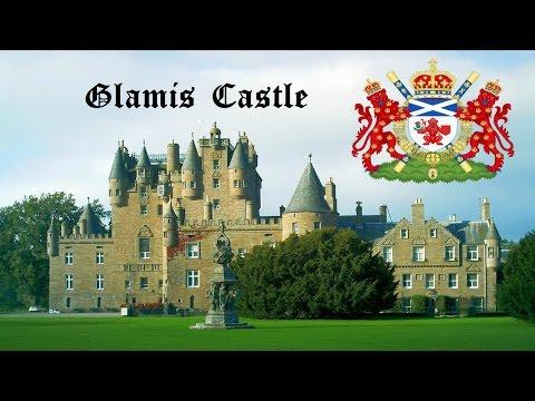 Place to visit... Glamis Castle