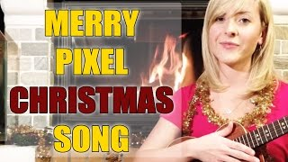 Merry Pixel Christmas Gaming Song - Bina Bianca (Original)
