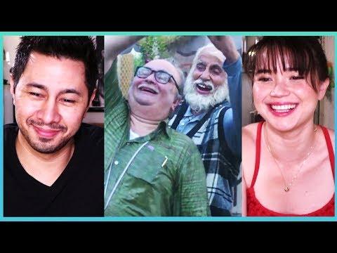 102 NOT OUT | AMITABH BACHCHAN, RISHI KAPOOR | Trailer Reaction!