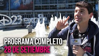 Cinescape 27 de setiembre (Programa completo)