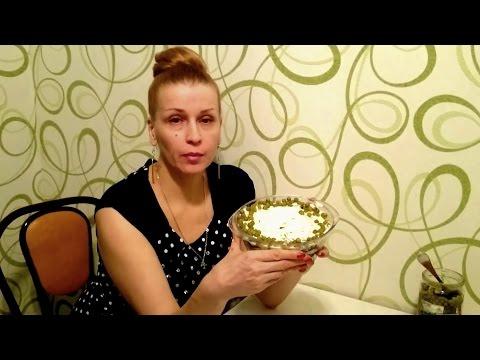 Салаты на скорую руку Рецепты салатов простые и вкусные
