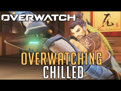 Overwatching Chilled (Joking Shoutcast of Overwatch w/ GaLm)