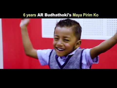 New Song By  5 PLUS AR Budhathoki With His Father   Ft Nita Dhungana Tanka Budhathoki