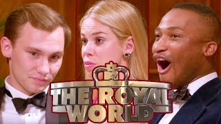 EXCLUSIVE First Look At The Royal World Episode #1 | The Royal World