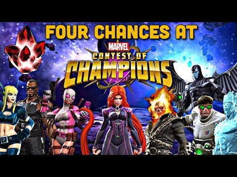 Four Chances at a god Tier Five Star
