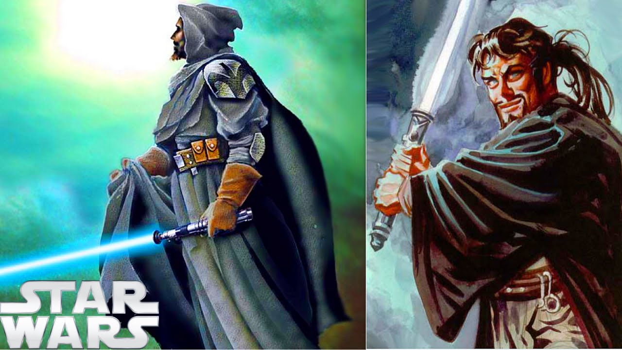 THE GREY JEDI & EVERYTHING YOU NEED TO KNOW - STAR WARS ...