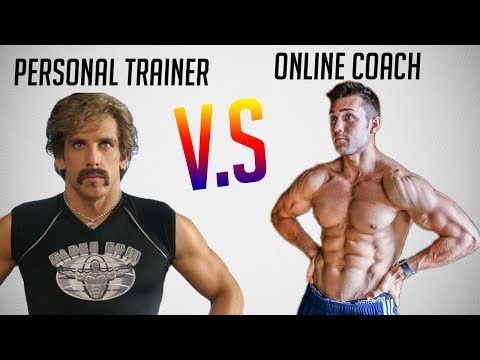 Benefits of Personal Training Vs. Online Coaching