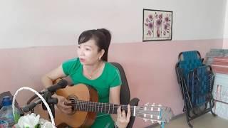 TÀU ĐÊM NĂM CŨ - Guitar