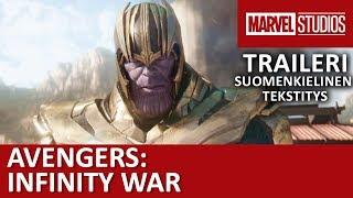 Avengers: Infinity War - UUSI VIRALLINEN TRAILERI