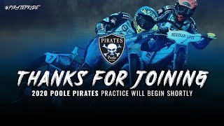 Facebook Live Private Practise | Leicester | POOLE PIRATES SPEEDWAY 2020