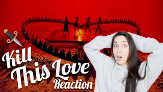Non Kpop Fan Reacts to Blackpink Kill This Love