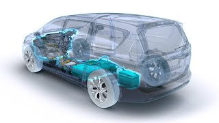 2019 Chrysler Pacifica Hybrid | The Minivan With A Plug