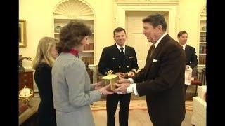 President Reagan's Photo Opportunities on January 19, 1989
