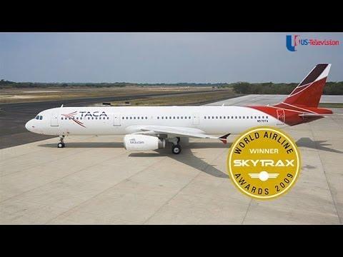 US Television - Guatemala (Taca Airlines)