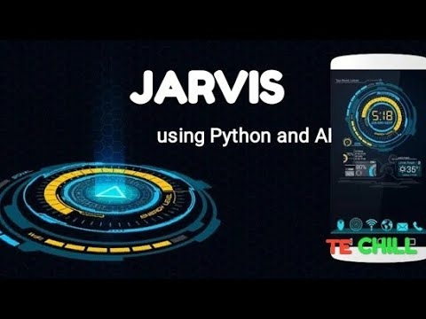 Create JARVIS with python - YouTube