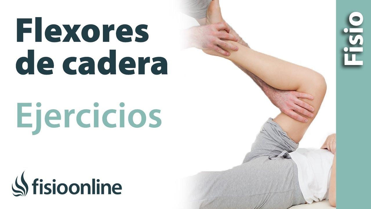 El izquierda para ejercicios dolor de cadera