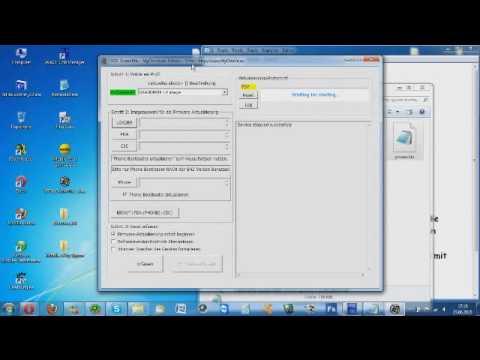Samsung SGH-i900 OMNIA iMobile Zerteilen/Flashen