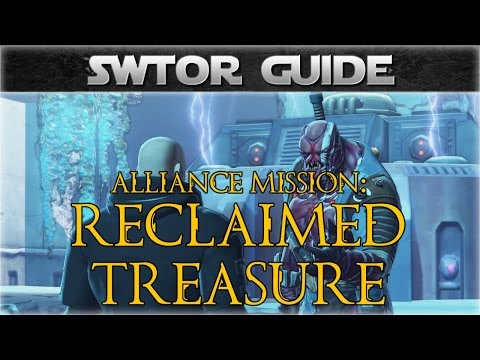 SWTOR Alliance Mission Alert: Reclaimed Treasure (Rejecting Dashade Ak'ghal Usae, Patch 4.3)