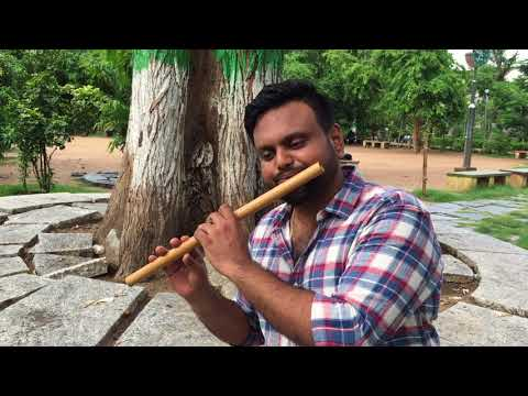 Mersal - Neethanae | A R Rahman | Flute Cover | Navin's Notes | #NaNo | #ARR25