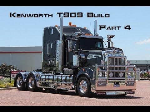 Kenworth T909 Build Part 4