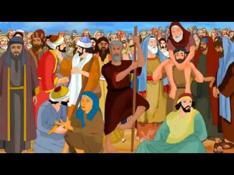 God In America Videos - Miracles of Jesus - Healing at Peters House