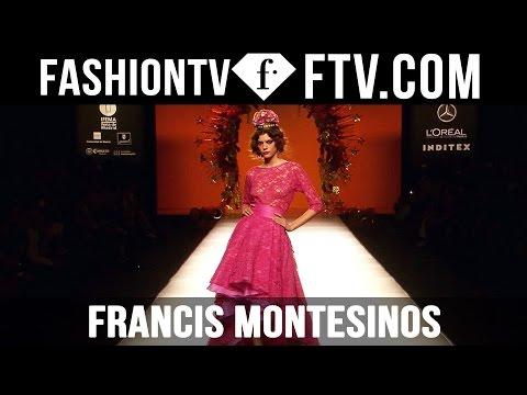 Francis Montesinos at Madrid Fashion Week F/W 16-17 | FashionTV