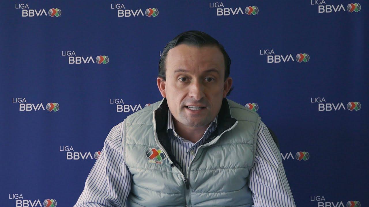 Summit Liga MX - Invitación Mikel Arriola