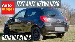 Renault Clio III - test auta używanego