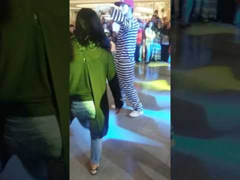 Girl dancing in amman #bolivard#jordan