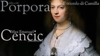 Porpora -  Il Trionfo di Camilla - Cencic - countertenor