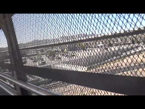 Crossing the US-Mexico Border from El Paso, Texas to Ciudad Juarez, Chihuahua