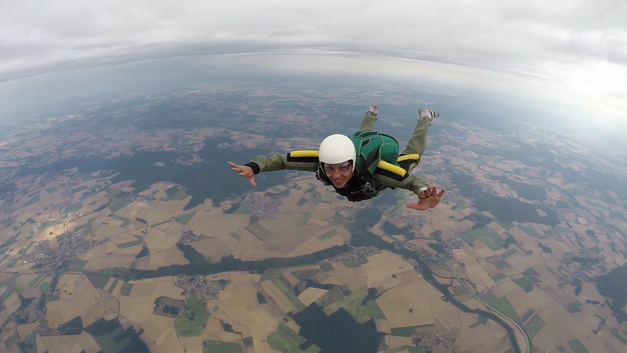 parachutisme chute libre