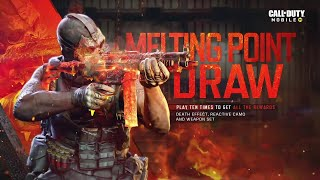 Call of Duty Mobile - Melting Point Draw -Lucky or Not?!