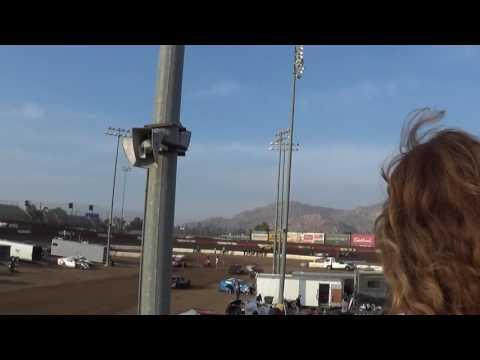 Perris Auto Speedway Super Stock Heat 12-10-2016