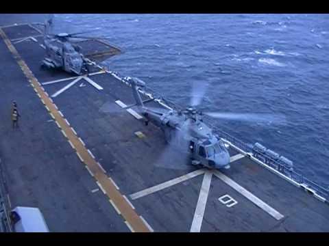MH-53 Sea Dragon, CH-60 Sea Hawk and MV-22 Osprey