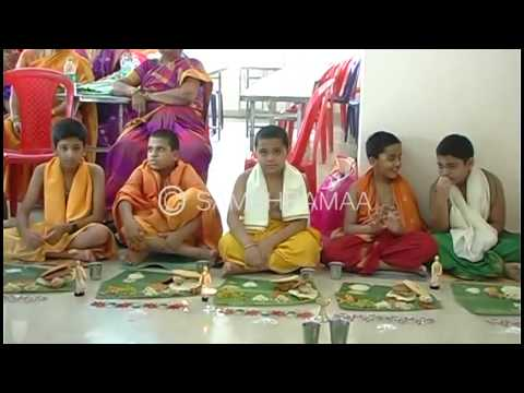 UPANAYANA/Thread Ceremony
