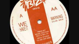 Noise Factory - Warning (Dub Mix)