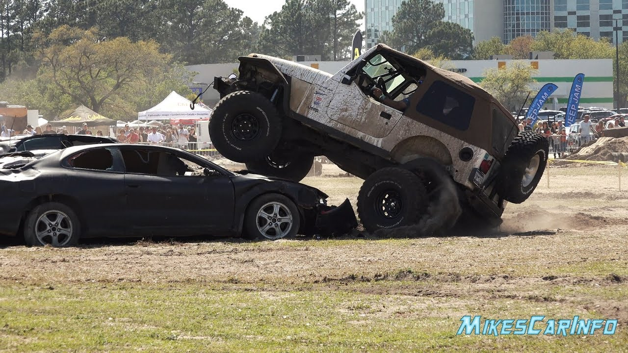 Jeep Jam In Myrtle Beach Sc
